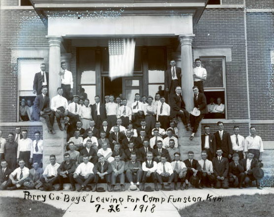 Perry County boys 7-26-1918 Charles Frentzel