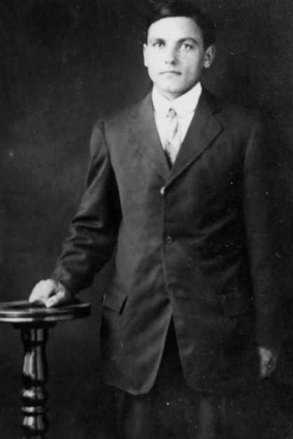 Peter Perschbacher 1915