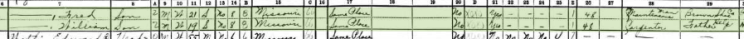 Peter Perschbacher 1940 census 2 St. Louis MO