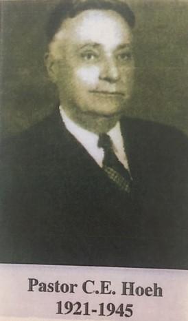 Rev. C.E. Hoeh St. Paul Des Peres MO