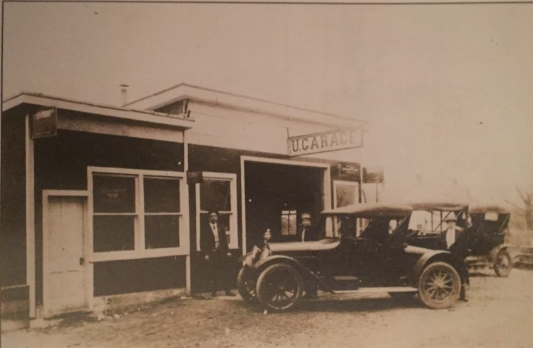Uniontown Garage