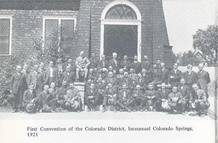 12. Colorado district