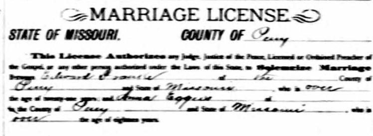 15. Anna mariage