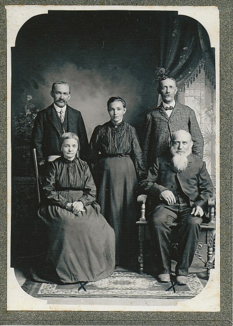 21. Henry and family