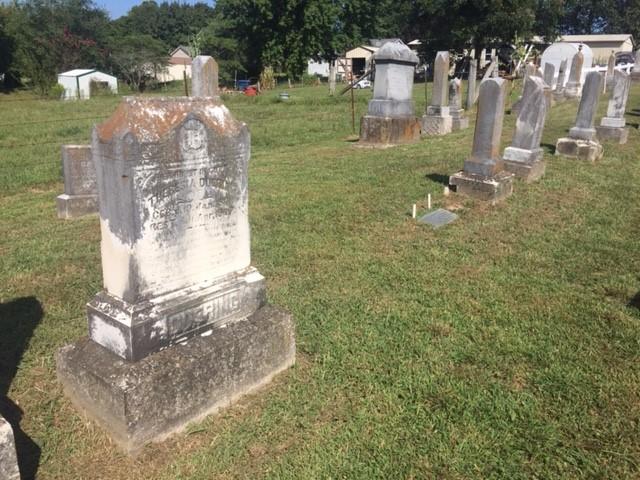 Christiane Burkhardt Schuessler possible grave site Trinity Altenburg MO