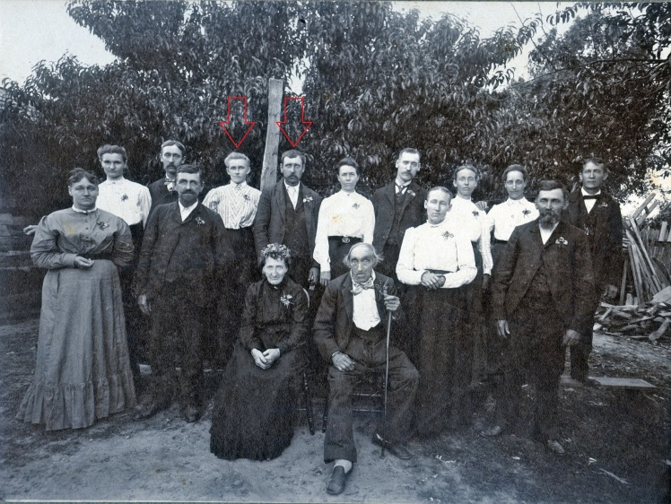 Gottlieb Oehlert children & spouses Joseph and Maria
