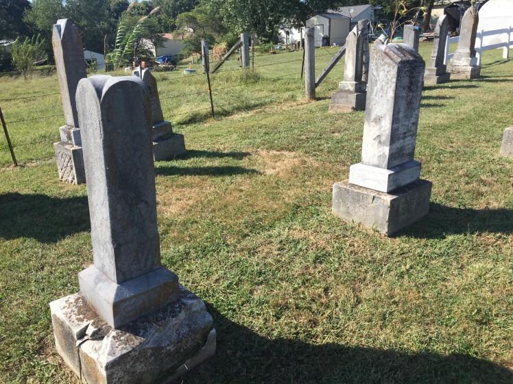 Juliana Saalfeld grave site empty Trinity Altenburg MO