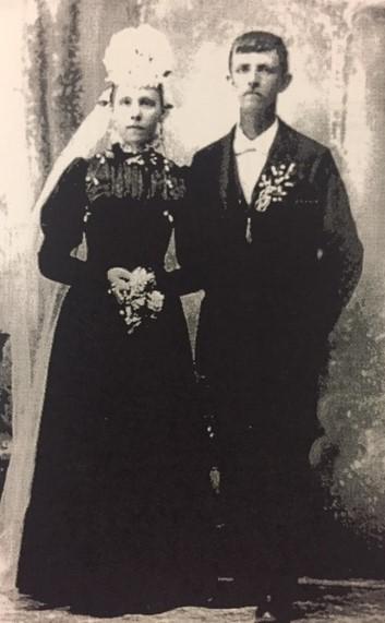 Luehrs Mangels wedding