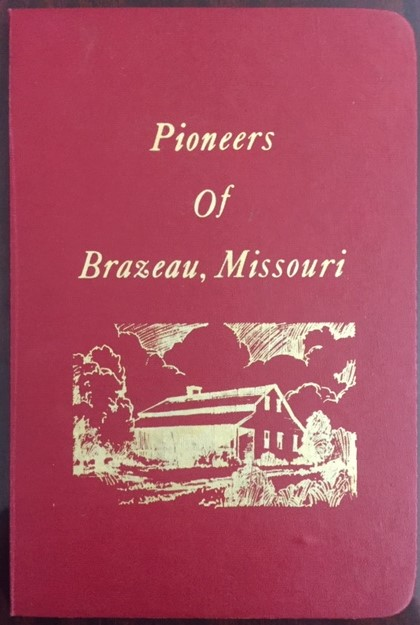 Pioneers of Brazeau book
