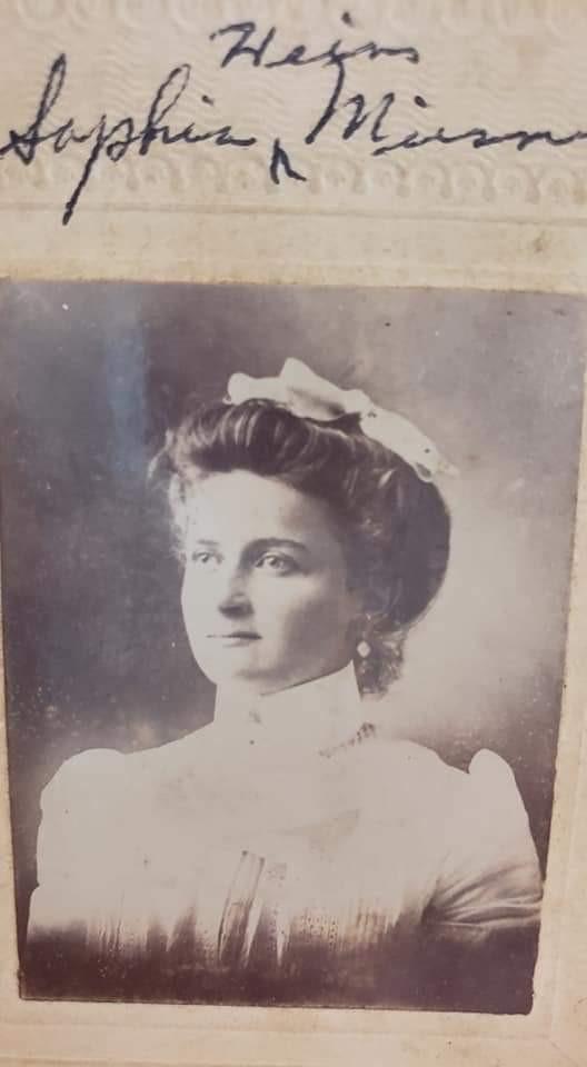 Sophia Heins Miesner