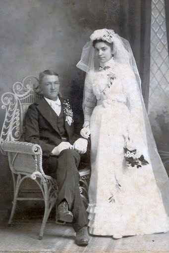 Henry Loebs Bertha wedding