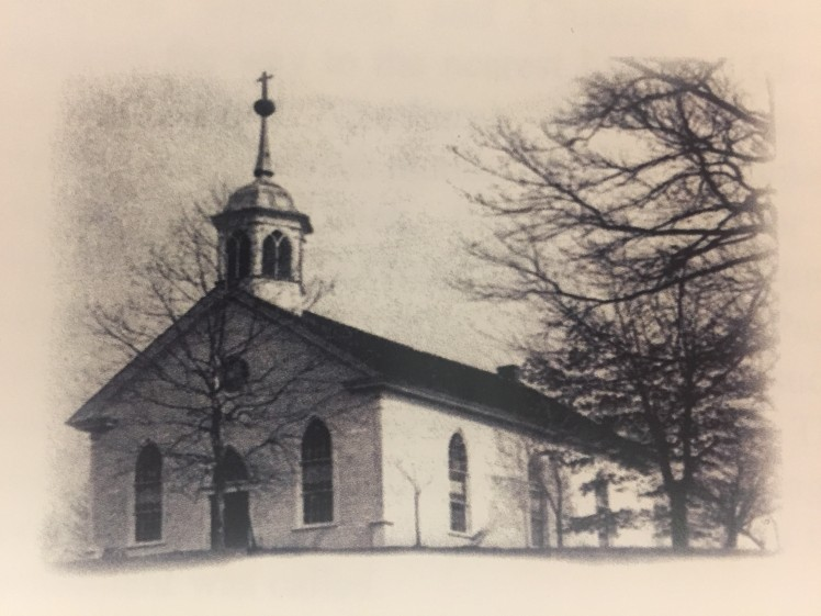 Immanuel New Wells middle church 1860's