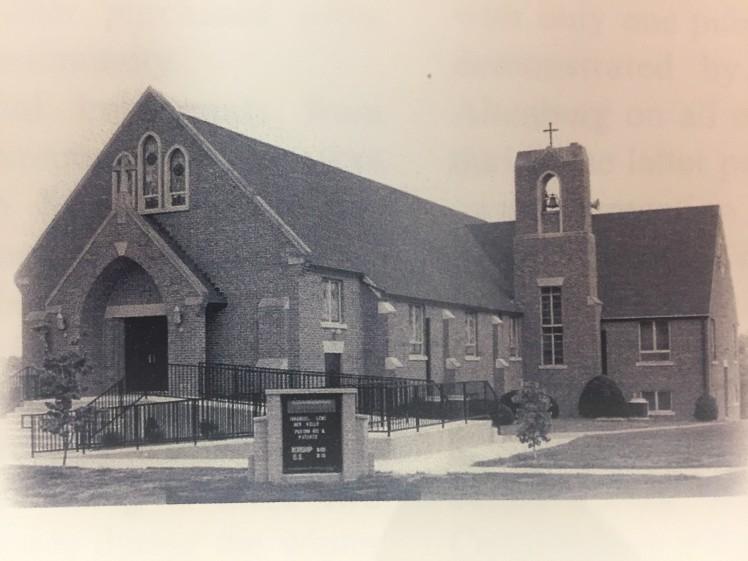 Immanuel New Wells new church