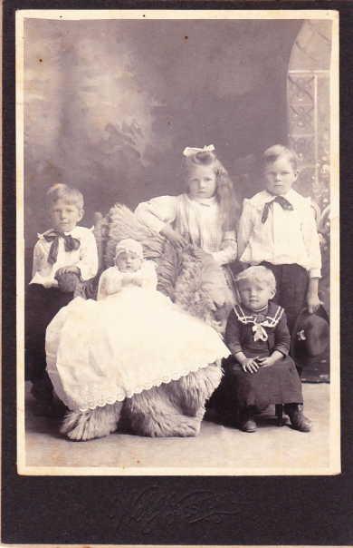 John and Paulina Darnstaedt children