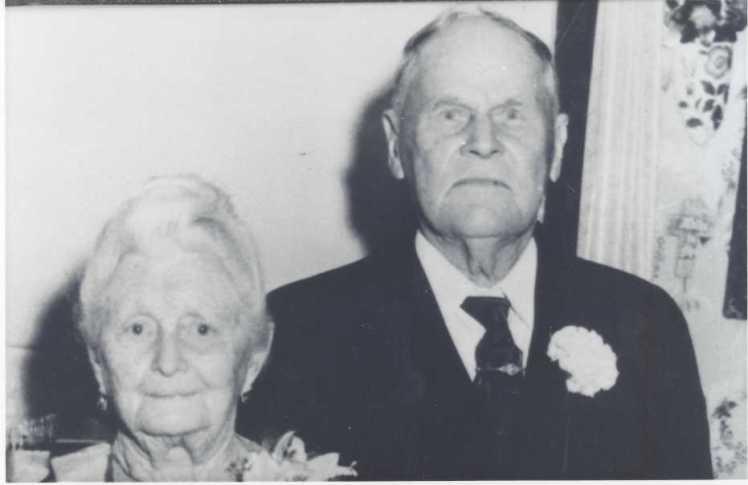 John and Paulina Darnstaedt