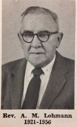 Rev. A.M. Lohmann