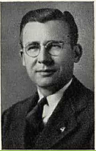 Victor Lohmann 1950 St. Cloud State Teachers College