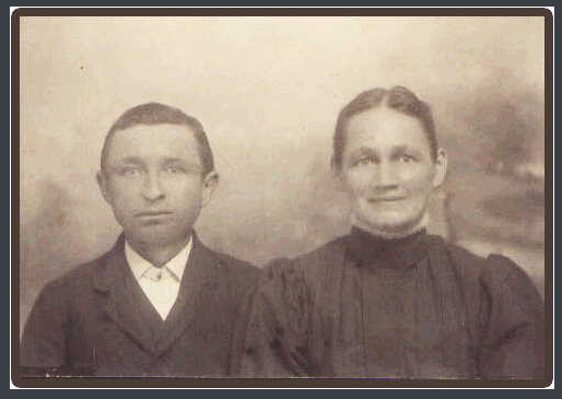 Herman and Alvina Koenig