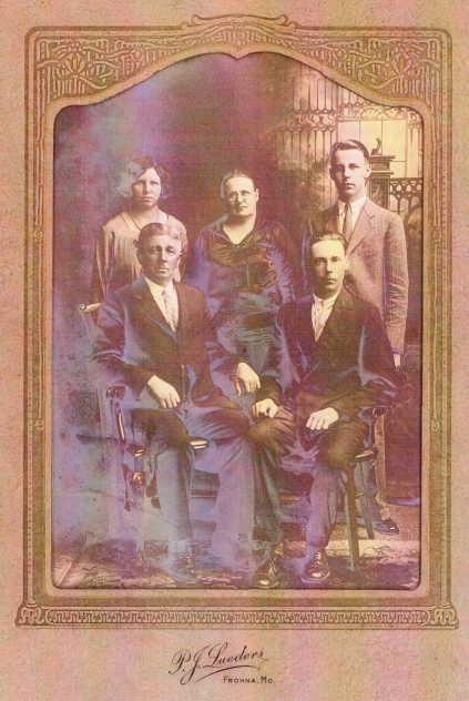 Herman Lichtenegger family
