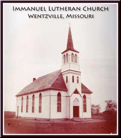Immanuel Lutheran Chruch Wentzville MO