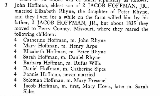 John Hoffman Hoffmans of NC