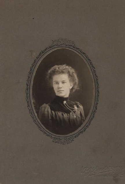 Martha Josephine Ahner Littge Lichtenegger