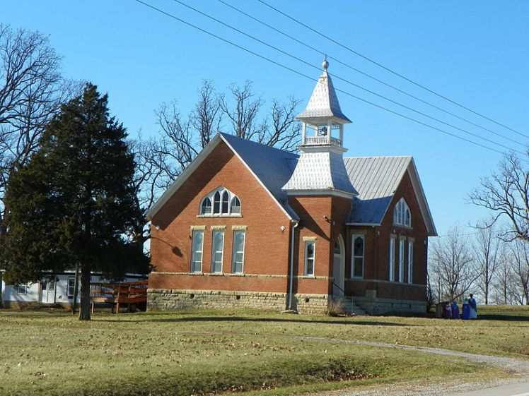 York_Methodist_Chapel,_Longtown,_Missouri