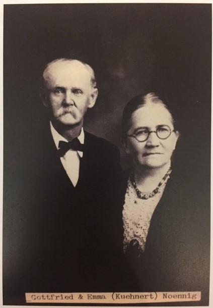 Gottfried and Emma Noennig