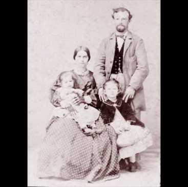 Gustav Adolph Tirmenstein family