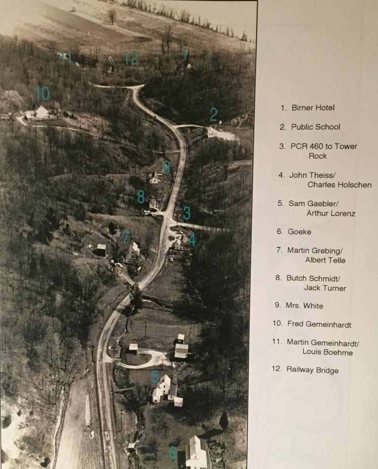 Highway A Wittenberg MO Albert Telle