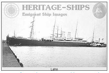 Lahn ship