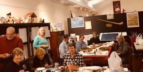 Putz Houses Workshop