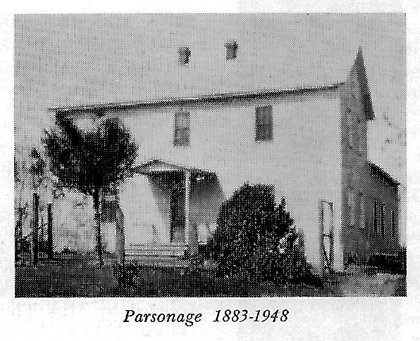 Salem Parsonage