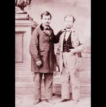 Samuel Martin and Gustav Tirmenstein