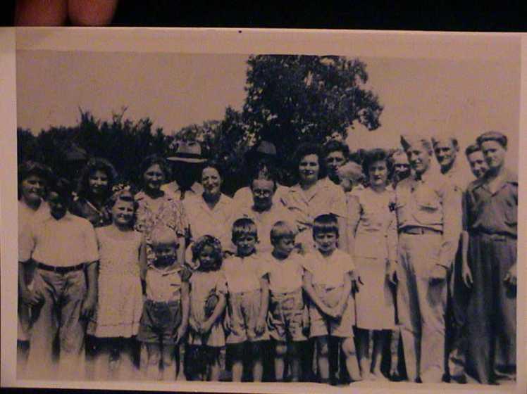 Stueve family 1944