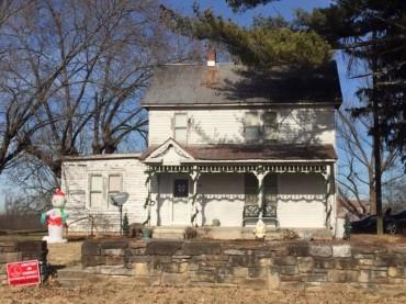 Theodore Noennig house present day 2019