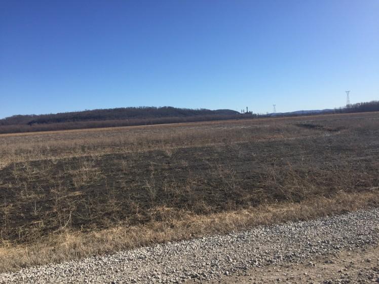 Wittenberg bottoms Theiss land