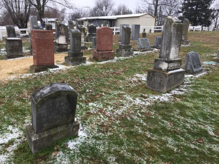 Amalia Richter grave site Trinity Altenburg MO