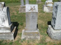 Anna Wachter gravestone Trinity Altenburg MO