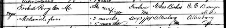 David F. Schmidt death record 2 Perry County MO