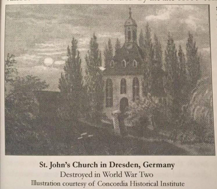 St. John's Lutheran Church Dresden Germany
