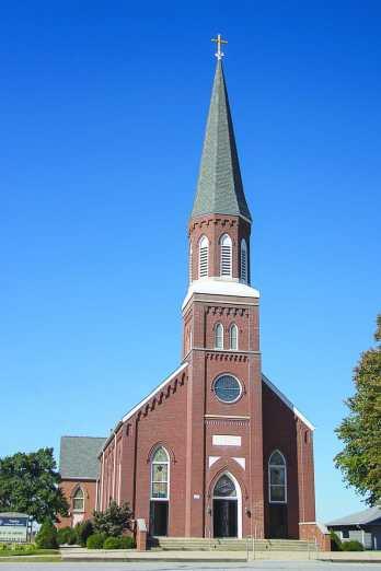 Trinity Lutheran Hoyleton IL