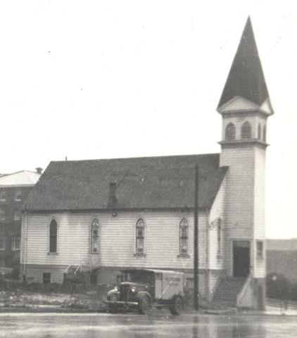 Zion Lutheran Church Portland OR