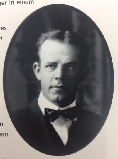 Friedrich Oetjen 1887 Jacob IL son of Johann
