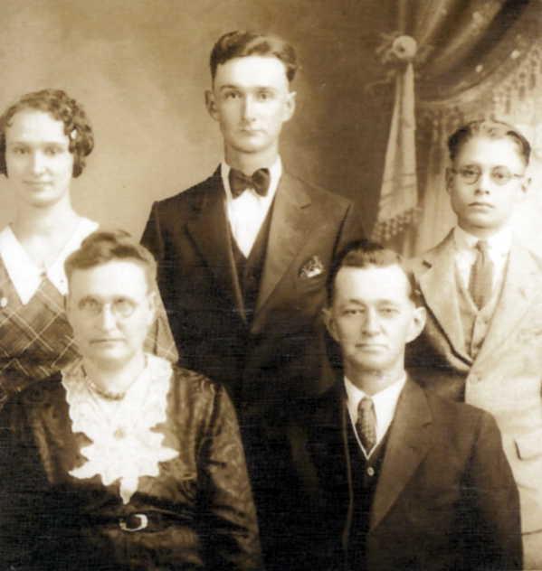 Friedrich Otto Bodenschatz family