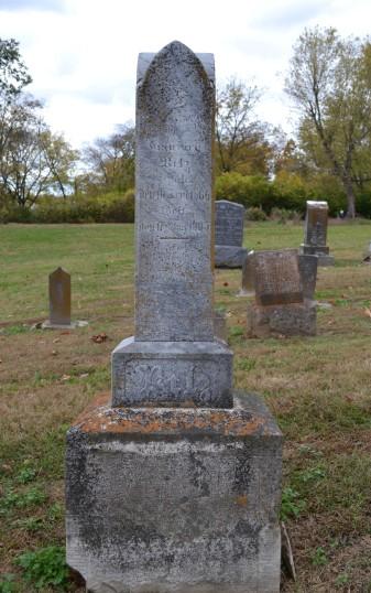 Heinrich Pilz gravestone Immanuel Altenburg MO