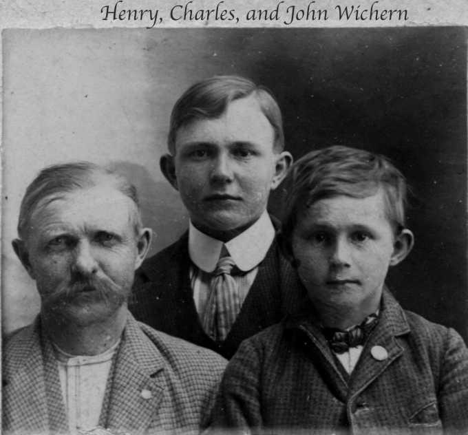 Henry Charles and John Wichern