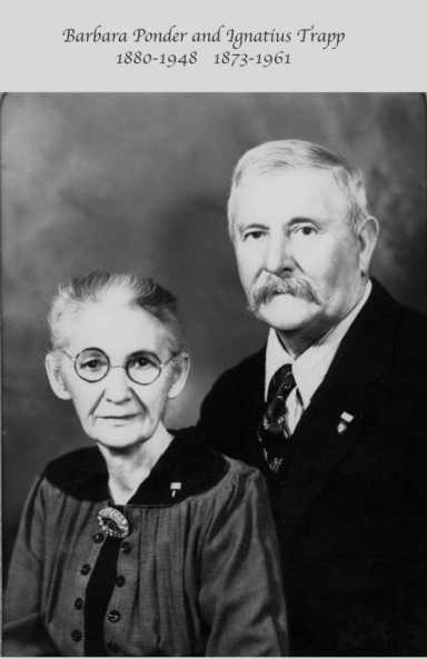 Ignatius Trapp and Barbara Ponder