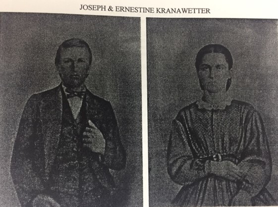 Joseph and Ernestine Kranawetter
