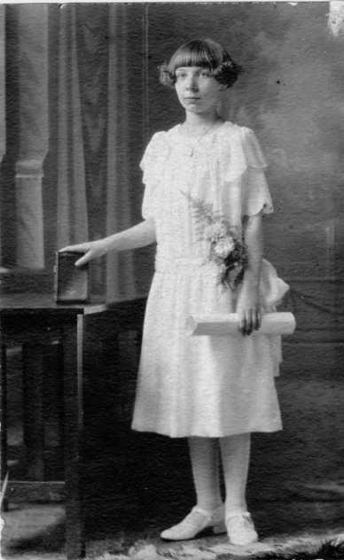 Lillian Seibel confirmation